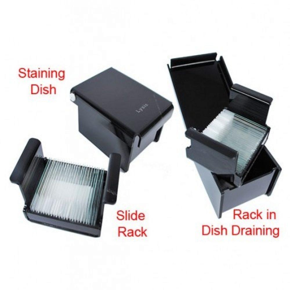 COMPAC-50 – Rack-& Stain Dish