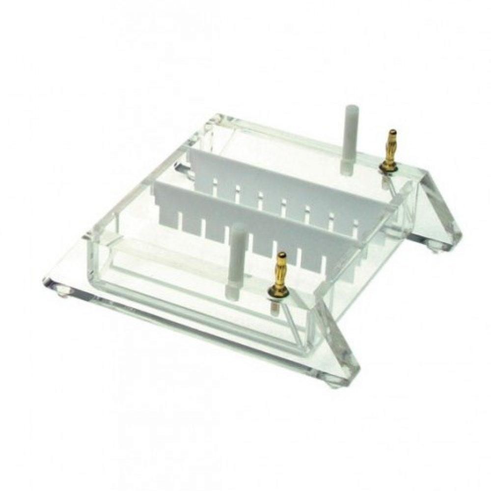 minirapide running tray:buffer chamber