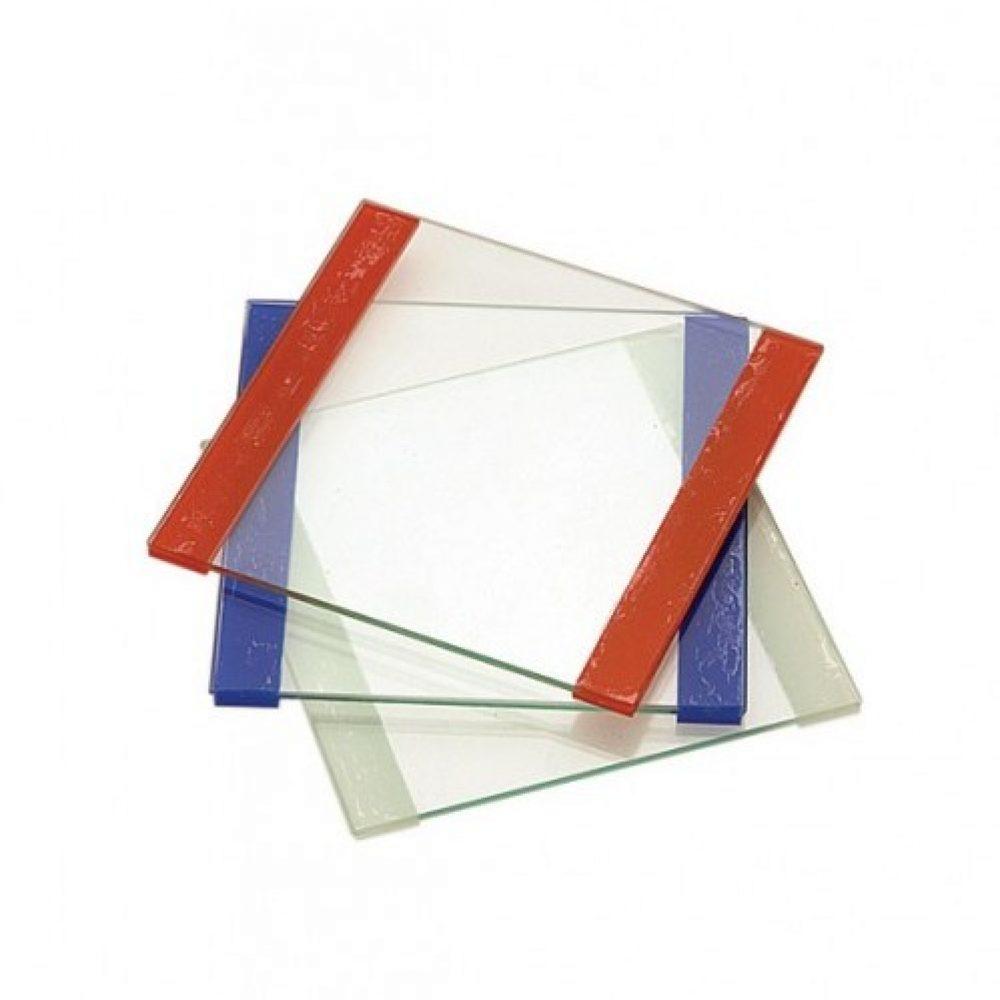 Bonded-glass-plates