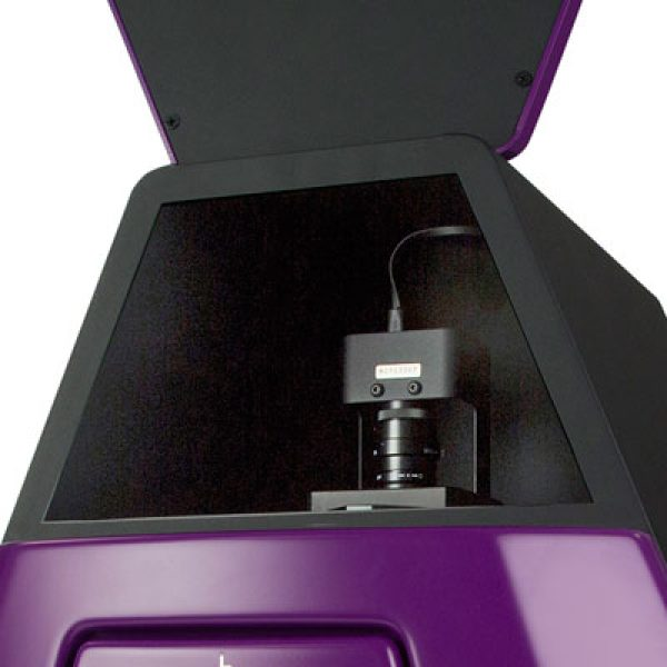 Autoradiographs – high resolution 5MP camera captures images in high detail, especially when scrutinising separation between closely located bands or spots