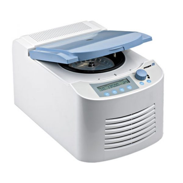 Prism Refrigerated 24-place Microcentrifuge