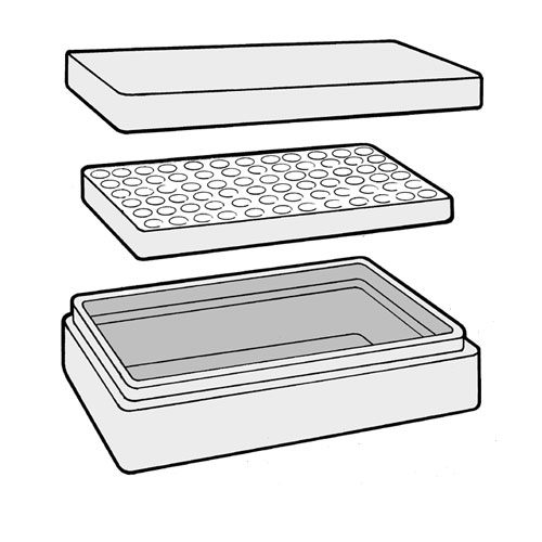 EPRAK Microtube Storage