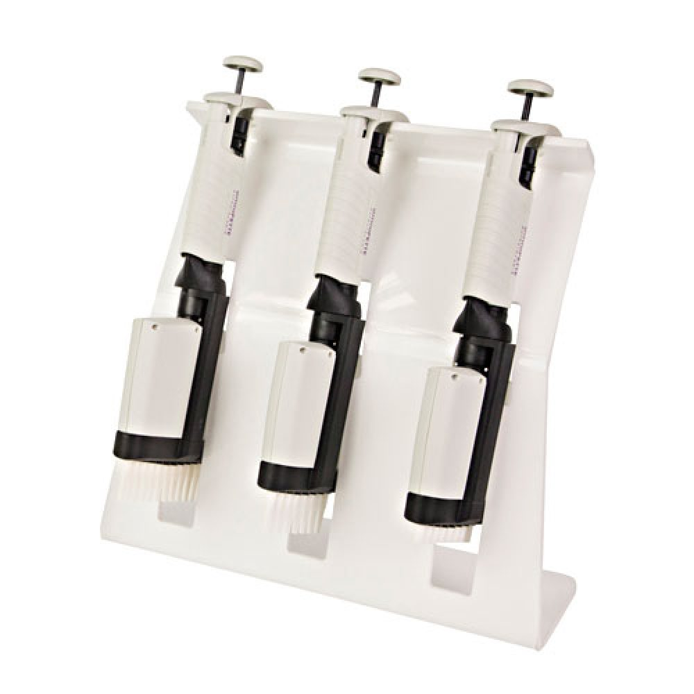 Linear Stand for MultiChannel Pipettes