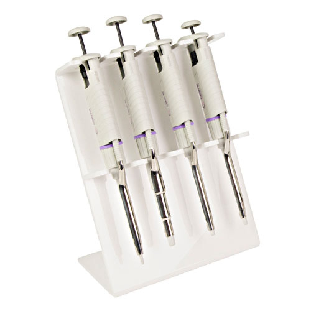 Linear Stand for Single Channel Pipettes