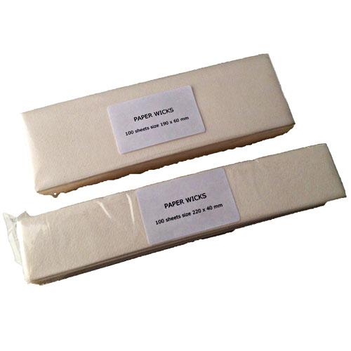 PVDF sheets, membrane rolls & absorbent paper